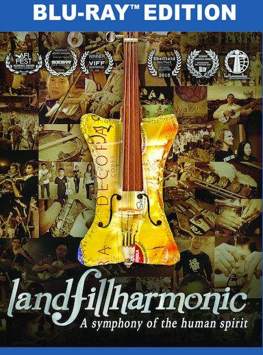 Landfill Harmonic  [Blu-ray] 191091228418
