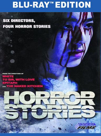 Horror Stories  [Blu-ray] 191091247228