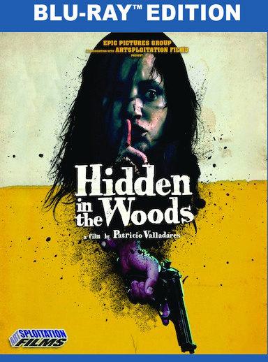 Hidden in the Woods  [Blu-ray] 191091247273