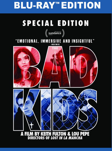 The Bad Kids [Blu-ray] 191091357446