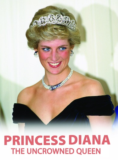 Princess Diana The Uncrowned Queen 191091360248