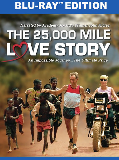 25,000 Mile Love Story, The [Blu-Ray]