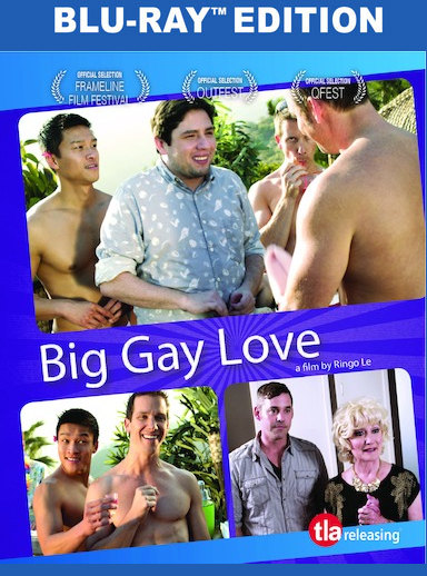 Big Gay Love [Blu-ray] 191091368633