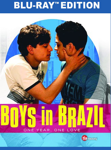 Boys in Brazil (Do Lado de Fora) (English Subtitled) [Blu-ray] 191091368640