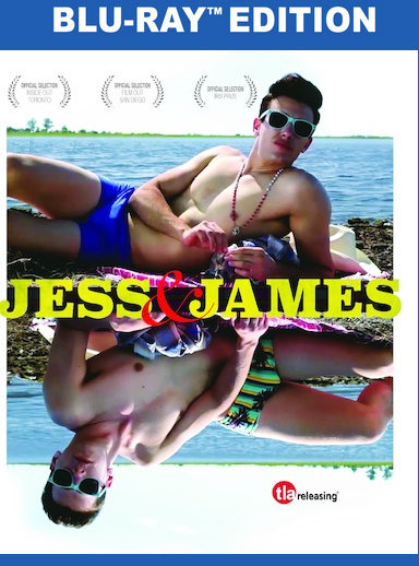 Jess & James (English Subtitled) [Blu-ray] 191091370209