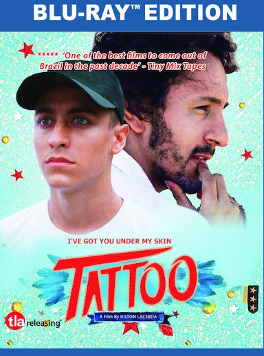 Tattoo (Tatuagem) (English Subtitled) [Blu-ray] 191091371596