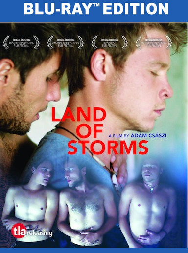 Land of Storms (Viharsarok) (English Subtitled) [Blu-ray] 191091371657
