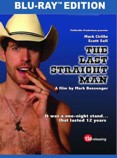 The Last Straight Man [Blu-ray] 191091376904