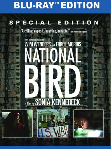 National Bird [Blu-ray] 191091377574