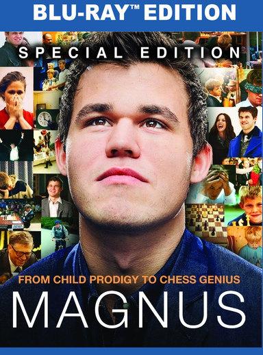 Magnus [Blu-ray] 191091377598