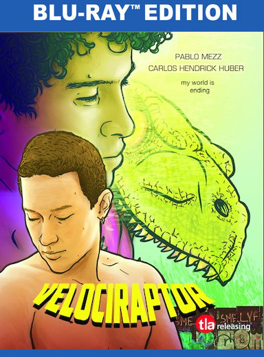 Velociraptor (English Subtitled) [Blu-ray] 191091377932
