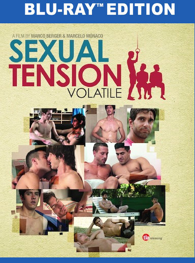 Sexual Tension: Volatile (English Subtitled) [Blu-ray] 191091379875