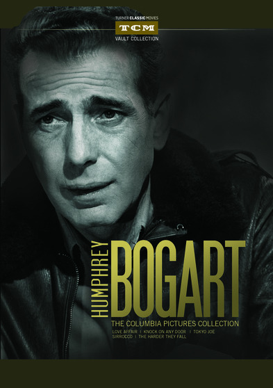 Humphrey Bogart - The Columbia Pictures Collection DVD [5 disc] 608866795421