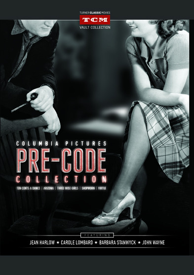 Columbia Pictures Pre-Code Collection DVD [5 disc] 609224114700
