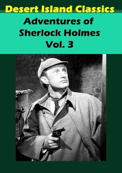 Adventures of Sherlock Holmes  Vol. 3 637801681710