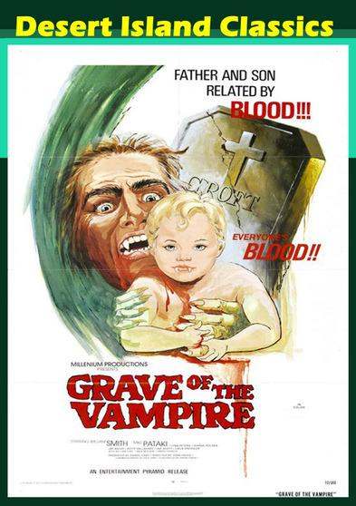 GRAVE OF THE VAMPIRE 639767538367