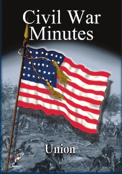 Civil War Minutes - Union 2 DVD Set 646032041897