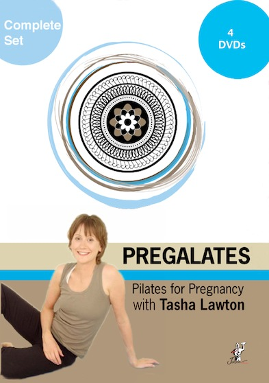 Pregalates Disc Set of 4 646032054699