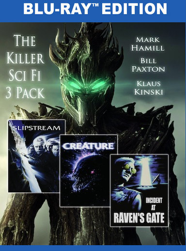 The Killer Sci fi [Blu-ray] 658826016523
