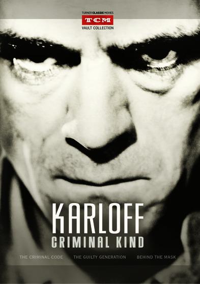 Karloff: Criminal Kind DVD Collection [3 disc] 700867900221