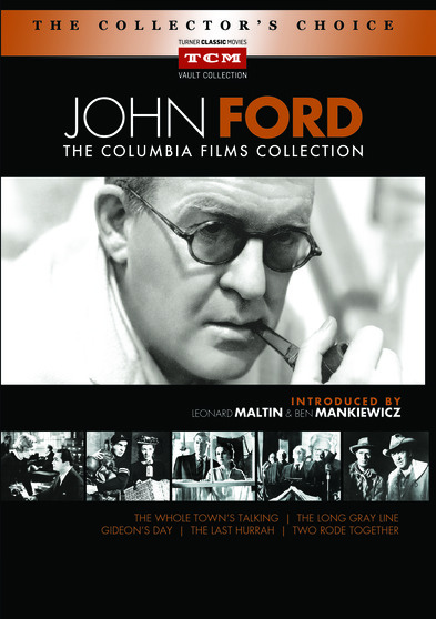John Ford: The Columbia Films Collection [5 disc] 700867900283