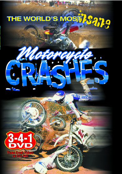 World's Most Insane Motorcycle Crashes 711929950658