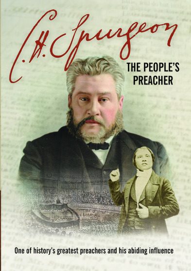 C.H. Spurgeon: The People's Preacher 727985013459