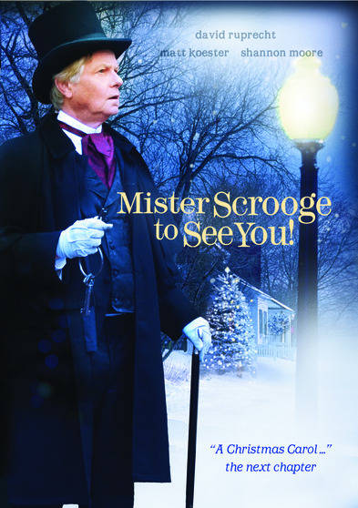 Mister Scrooge to See You! 727985015446