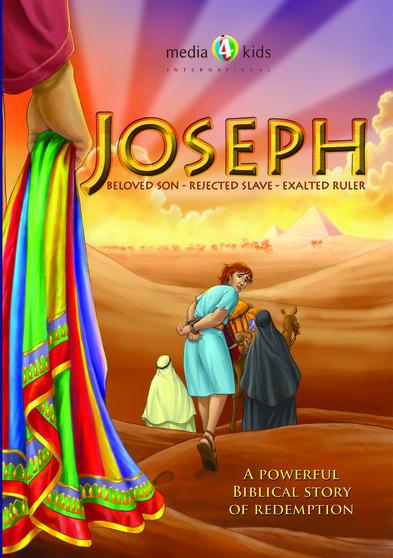 Joseph: Beloved Son, Rejected Slave, Exalted Ruler 727985015798