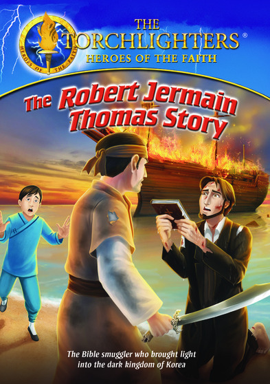 Torchlighters: Robert Jermain Thomas 727985016450