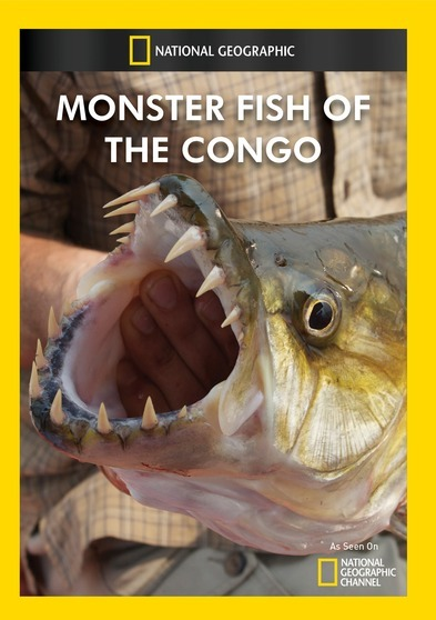 Monster Fish of the Congo 727994951230