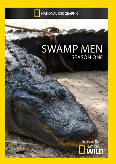 Swamp Men Season 1 - (2 Discs) 727994953067