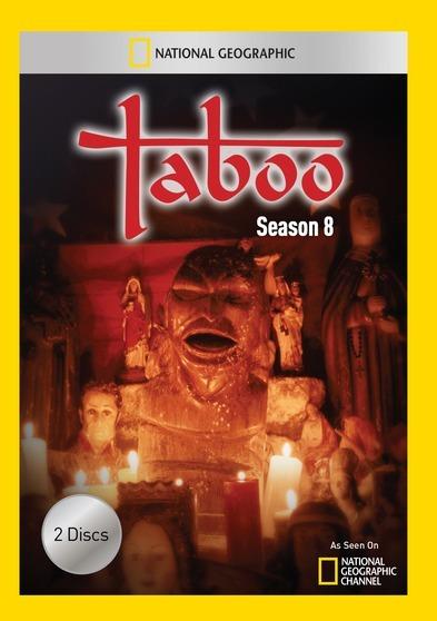 Taboo Season 8 - (2 Discs) 727994954996