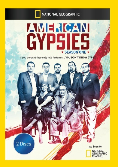 American Gypsies Season 1 - (2 Discs) 727994955146