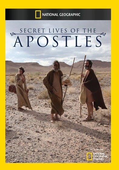Secret Lives of the Apostles 727994955412