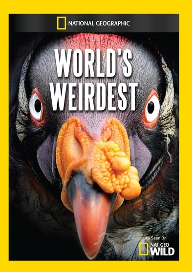 World's Weirdest 727994955481