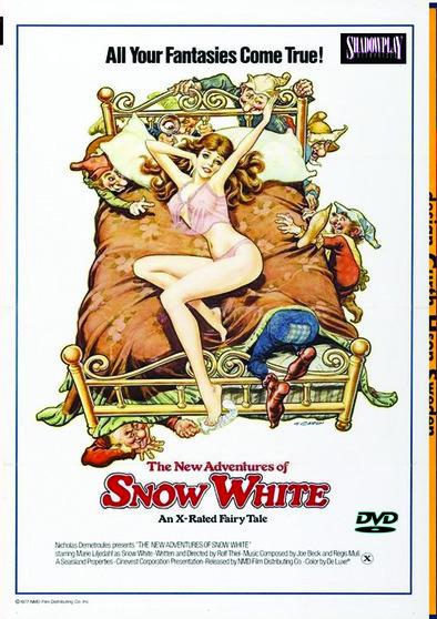 The New Adventures of Snow White 737088095139