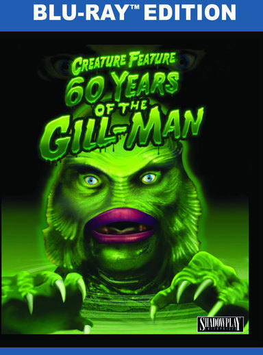 Creature Feature: 60 Years of the Gill-Man  [Blu-ray] 737088096426