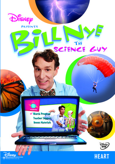 Bill Nye the Science Guy®: Heart  786936796858