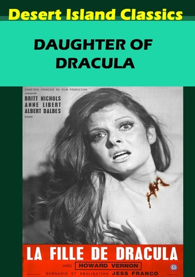 Daughter of Dracula 799975712673