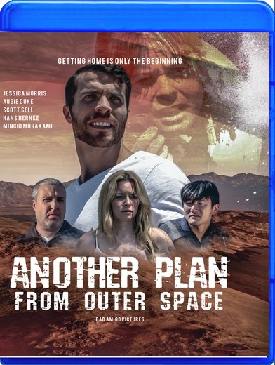 Another Plan From Outer Space [Blu-Ray]