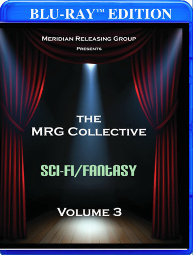The MRG Collective Sci-Fi Fantasy Volume 3