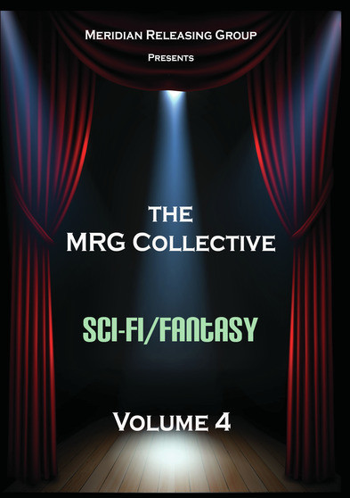 The Mrg Collective Sci-Fi/Fantasy Volume 4