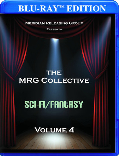 The Mrg Collective Sci-Fi/Fantasy Volume 4 [Blu-Ray]