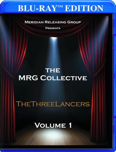 The Mrg Collective The Three Lancers Horror Collection Volume 1 [Blu-Ray]