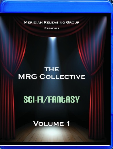 The Mrg Collective Scifi/Fantasy Volume 1, The [Blu-Ray]