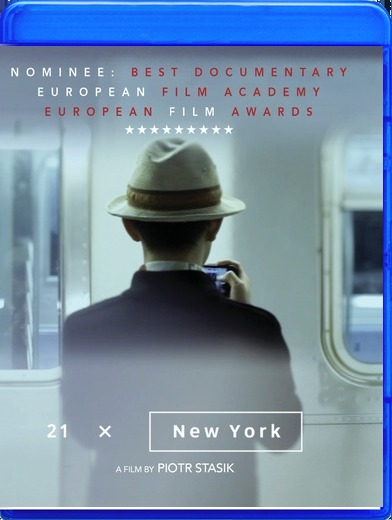 21 X New York [Blu-Ray]