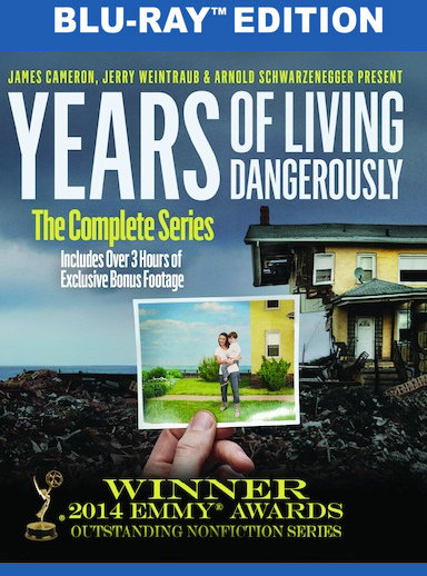 Years of Living Dangerously – The Complete Showtime Series  [Blu-ray] 818522012285