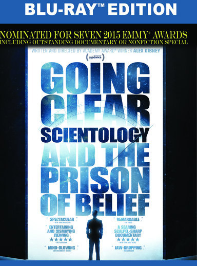 Going Clear: Scientology and the Prison Of Belief - The HBO Special (BD) 818522012353