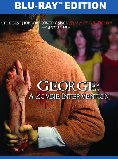 George: A Zombie Intervention (BD) 818522012414